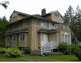 Photo 1: 1638 W 41ST Avenue in Vancouver: South Granville House for sale (Vancouver West)  : MLS®# V761881