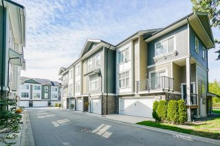 """Photo 1: 66 7686 209 Street in Langley: Willoughby Heights Townhouse for sale in """"KEATON"""" : MLS®# R2620491"""