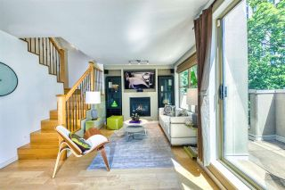 """Main Photo: TH8 989 RICHARDS Street in Vancouver: Downtown VW Townhouse for sale in """"THE MONDRIAN"""" (Vancouver West)  : MLS®# R2585717"""
