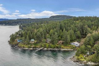 Photo 2: lot 4 586 BAKERVIEW Drive: Mayne Island House for sale (Islands-Van. & Gulf)  : MLS®# R2529292