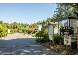 "Photo 4: 84 2270 196 Street in Langley: Brookswood Langley Manufactured Home for sale in ""Pineridge Park"" : MLS®# R2511479"