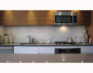 """Photo 5: 504 1228 HOMER Street in Vancouver: Downtown VW Condo for sale in """"THE ELLISON"""" (Vancouver West)  : MLS®# V712393"""