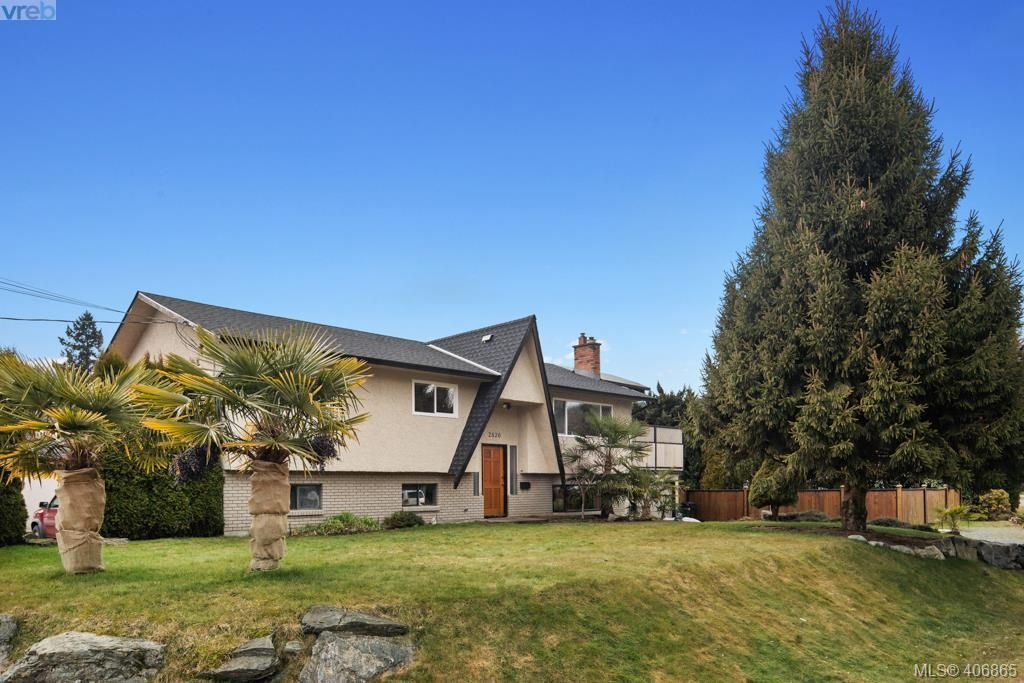 Main Photo: 2826 Santana Dr in VICTORIA: La Goldstream House for sale (Langford)  : MLS®# 808631