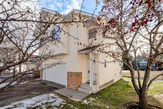 Photo 3: 324 Prominence Heights SW in Calgary: Patterson Row/Townhouse for sale : MLS®# A1071235