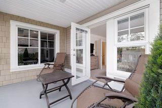 """Photo 25: 40 19452 FRASER Way in Pitt Meadows: South Meadows Townhouse for sale in """"SHORELINE"""" : MLS®# R2511047"""