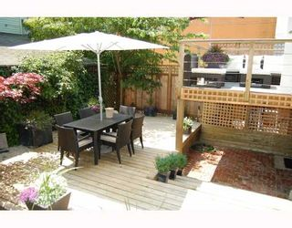 Photo 8: 2227 ALBERTA Street in Vancouver: Mount Pleasant VW House for sale (Vancouver West)  : MLS®# V771743