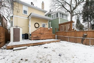 Photo 19: 195 Campbell Street in Winnipeg: River Heights North Residential for sale (1C)  : MLS®# 202028549