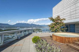 """Photo 2: 3601 1499 W PENDER Street in Vancouver: Coal Harbour Condo for sale in """"WEST PENDER PLACE"""" (Vancouver West)  : MLS®# R2610217"""