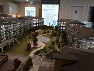 """Photo 3: 412 20325 85 Avenue in Langley: Willoughby Heights Condo for sale in """"Yorkson Park Central"""" : MLS®# R2555574"""