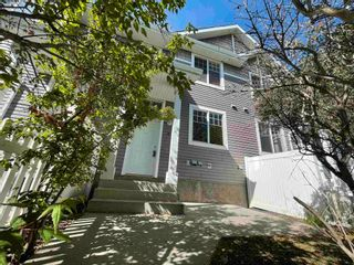 Photo 1: 3 3075 TRELLE Crescent in Edmonton: Zone 14 Townhouse for sale : MLS®# E4241164