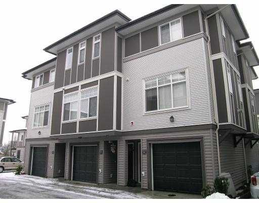 """Main Photo: 1010 EWEN Ave in New Westminster: Queensborough Townhouse for sale in """"WINDSOR MEWS"""" : MLS®# V626135"""