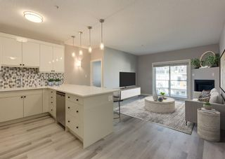 Photo 9: 405 1441 23 Avenue SW in Calgary: Bankview Apartment for sale : MLS®# A1146363