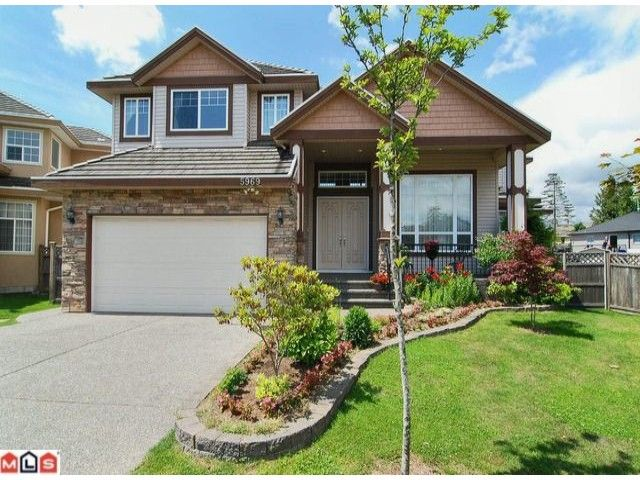 Main Photo: 5969 168A Street in Surrey: Cloverdale BC House  (Cloverdale)  : MLS®# F1122737