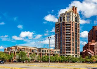 Photo 44: 307 600 Princeton Way SW in Calgary: Eau Claire Apartment for sale : MLS®# A1148817