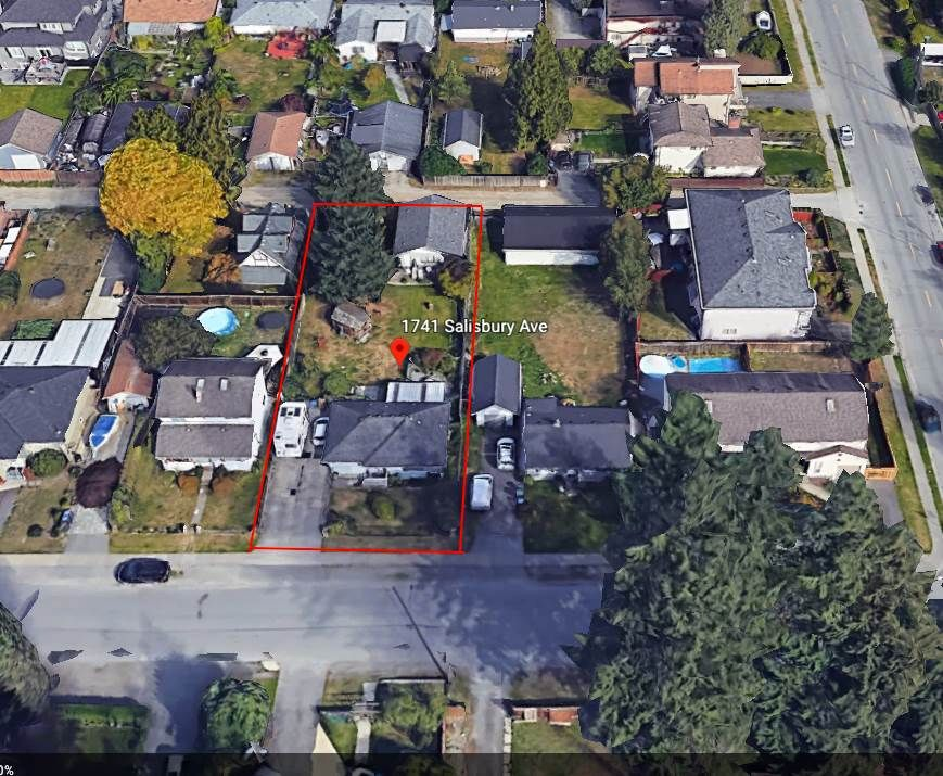 Main Photo: 1741 SALISBURY Avenue in Port Coquitlam: Glenwood PQ House for sale : MLS®# R2520804