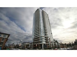 Photo 1: # 2907 3102 WINDSOR GT in Coquitlam: New Horizons Condo for sale : MLS®# V1104666