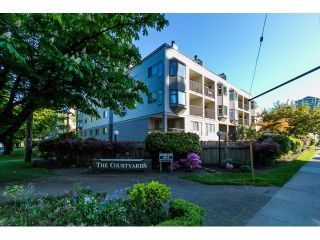 """Photo 1: 208 737 HAMILTON Street in New Westminster: Uptown NW Condo for sale in """"THE COURTYARD"""" : MLS®# R2060050"""