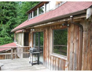 "Photo 7: 593 SHAWANABE Road in Gambier_Harbour: Gambier Island House for sale in ""NEW BRIGHTON"" (Islands-Van. & Gulf)  : MLS®# V730754"