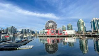 "Photo 1: 615 38 W 1ST Avenue in Vancouver: False Creek Condo for sale in ""The One"" (Vancouver West)  : MLS®# R2527576"