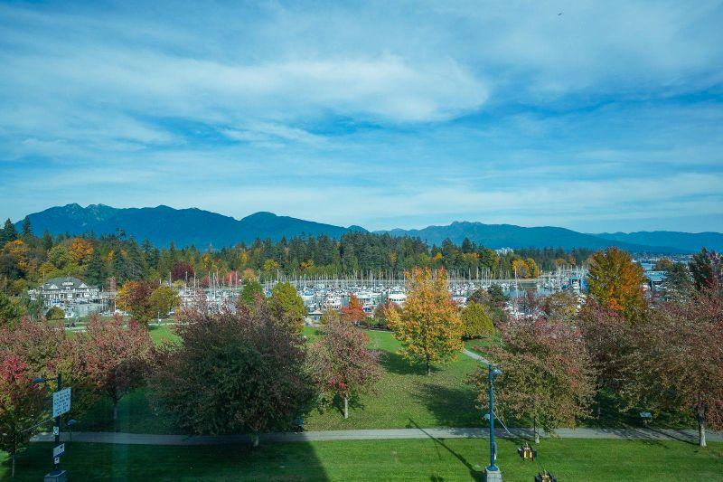 FEATURED LISTING: 702 - 1889 ALBERNI Street Vancouver