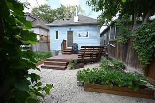 Photo 25: 328 Morley Avenue in Winnipeg: Lord Roberts Residential for sale (1Aw)  : MLS®# 202117534