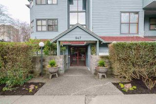 """Photo 2: 308 947 NICOLA Street in Vancouver: West End VW Condo for sale in """"THE VILLAGE"""" (Vancouver West)  : MLS®# R2546913"""