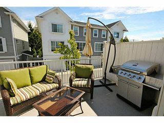 """Photo 15: 19 16228 16TH Avenue in Surrey: King George Corridor Townhouse for sale in """"Pier 16"""" (South Surrey White Rock)  : MLS®# F1451437"""