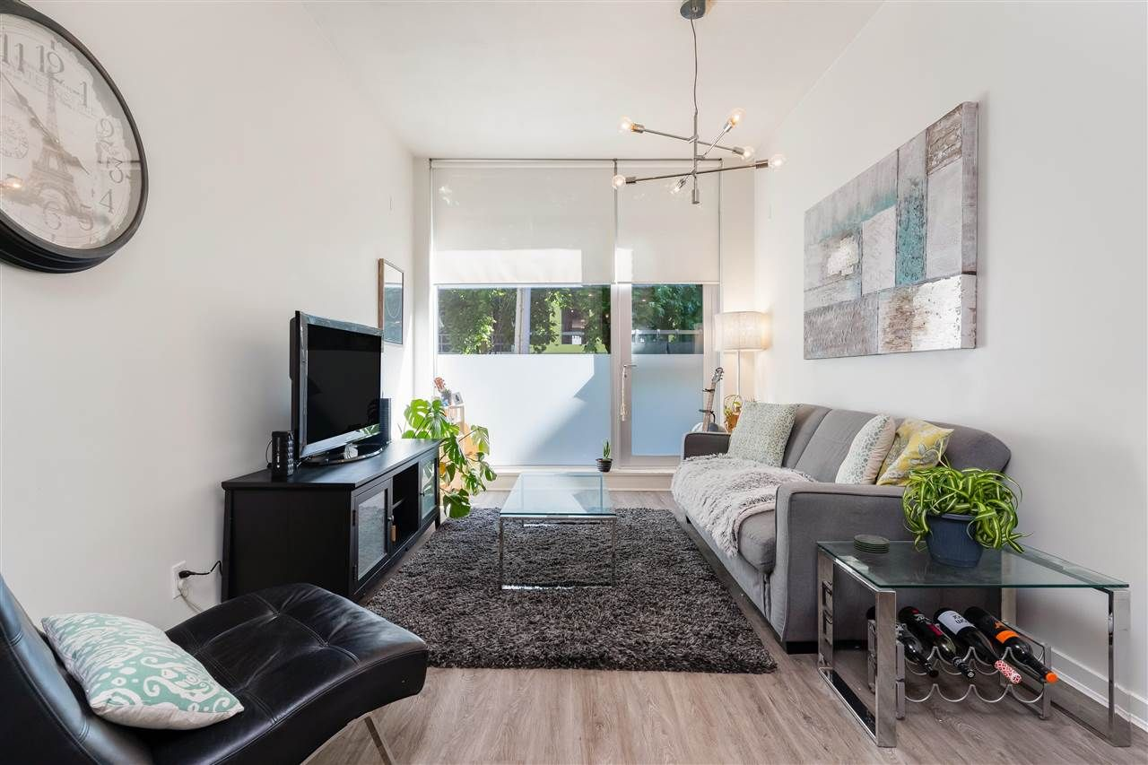 """Main Photo: 207 36 WATER Street in Vancouver: Downtown VW Condo for sale in """"TERMINUS"""" (Vancouver West)  : MLS®# R2586906"""