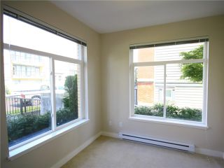 """Photo 7: 101 5692 KINGS Road in Vancouver: University VW Condo for sale in """"O'KEEFE"""" (Vancouver West)  : MLS®# V1005158"""