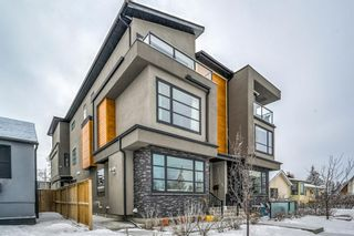 Main Photo: 2 413 25 Avenue NE in Calgary: Winston Heights/Mountview Row/Townhouse for sale : MLS®# A1064352