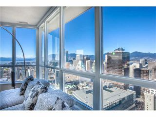 "Photo 8: 3805 833 SEYMOUR Street in Vancouver: Downtown VW Condo for sale in ""CAPITOL RESIDENCES"" (Vancouver West)  : MLS®# V1122249"