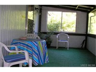 Photo 2:  in VICTORIA: La Florence Lake Manufactured Home for sale (Langford)  : MLS®# 402675