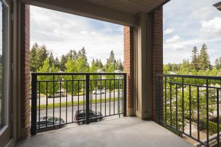 """Photo 14: 316 3097 LINCOLN Avenue in Coquitlam: New Horizons Condo for sale in """"LARKIN HOUSE WEST BY POLYGON"""" : MLS®# R2170923"""
