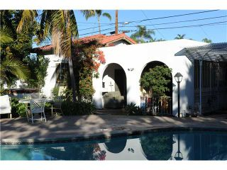 Photo 22: HILLCREST House for sale : 6 bedrooms : 1212 Upas St in San Diego