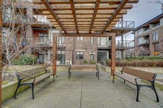 """Photo 19: 308 262 SALTER Street in New Westminster: Queensborough Condo for sale in """"PORTAGE"""" : MLS®# R2413494"""