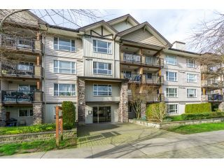 """Photo 1: 310 5465 203 Street in Langley: Langley City Condo for sale in """"Station 54"""" : MLS®# R2039020"""