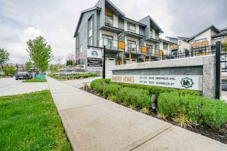 "Photo 38: 120 3525 CHANDLER Street in Coquitlam: Burke Mountain Townhouse for sale in ""WHISPER"" : MLS®# R2572490"