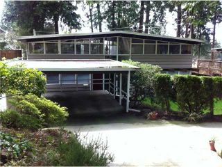 Photo 1: 533 W ST JAMES Road in North Vancouver: Delbrook House for sale : MLS®# V940842