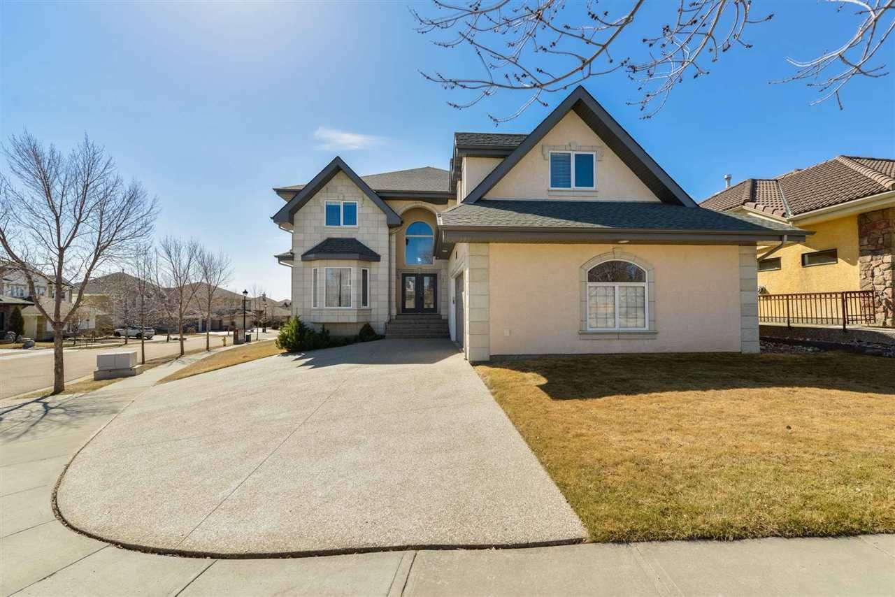 Main Photo: 1197 HOLLANDS Way in Edmonton: Zone 14 House for sale : MLS®# E4242698