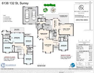 Photo 37: 6138 132 Street in Surrey: Panorama Ridge House for sale : MLS®# R2515733