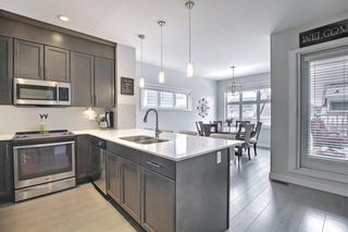 Photo 15: 191 Silverado Plains Park SW in Calgary: Silverado Row/Townhouse for sale : MLS®# A1086865