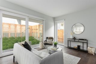 """Photo 4: 2856 YUKON Street in Vancouver: Mount Pleasant VW Townhouse for sale in """"Campbell Residences"""" (Vancouver West)  : MLS®# R2584918"""