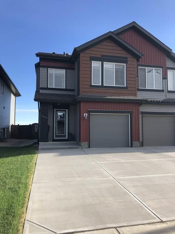 Main Photo:  in Edmonton: Zone 55 House Half Duplex for sale : MLS®# E4248879