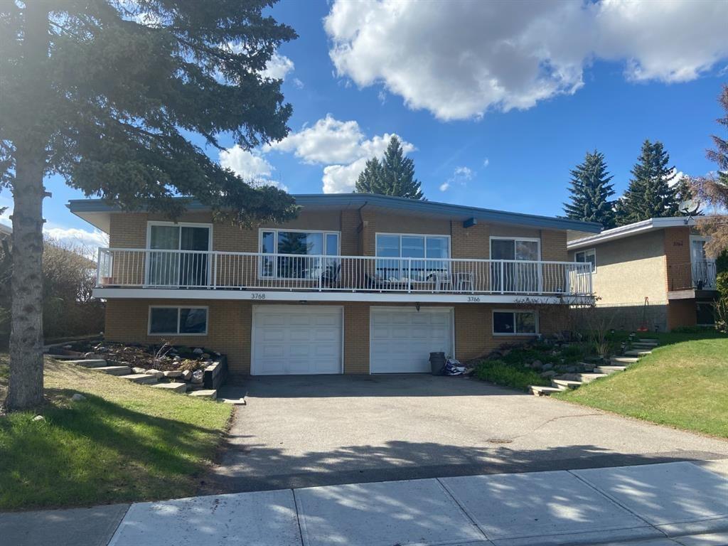 Main Photo: 3768 36 Avenue SW in Calgary: Rutland Park Semi Detached for sale : MLS®# A1148996