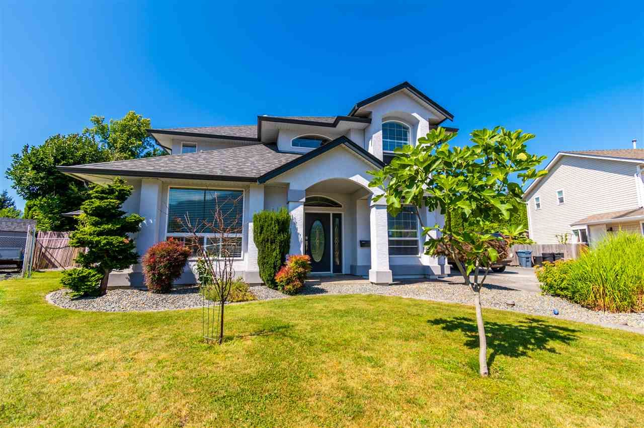 Main Photo: 1613 ARBUTUS Drive: Agassiz House for sale : MLS®# R2483817