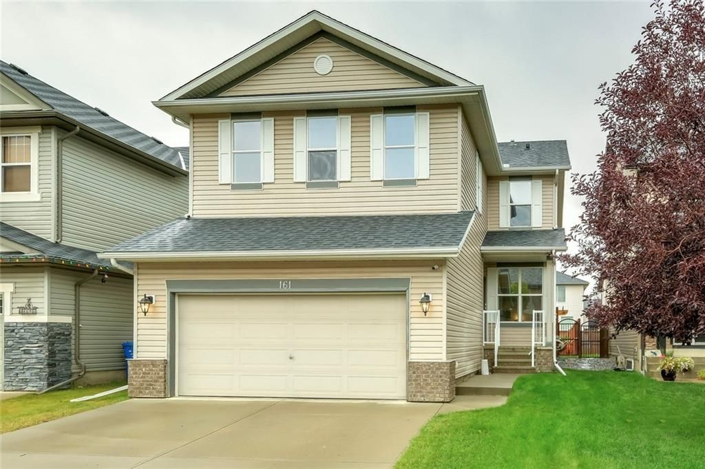 Main Photo: 161 CHAPALINA Heights SE in Calgary: Chaparral Detached for sale : MLS®# C4275162