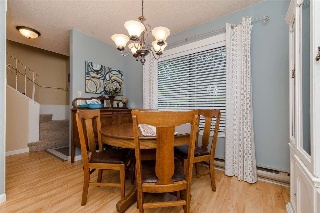 """Photo 4: Photos: 4 3015 TRETHEWEY Street in Abbotsford: Central Abbotsford Townhouse for sale in """"Birch Grove Terrace"""" : MLS®# R2272220"""