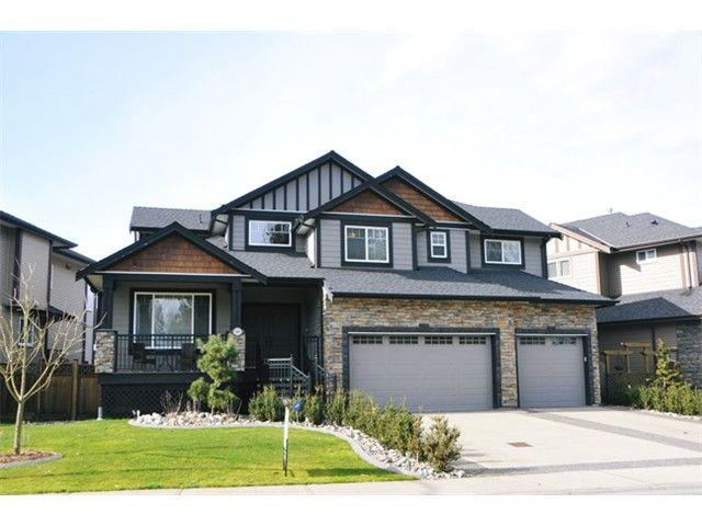 "Main Photo: 12491 201ST Street in Maple Ridge: Northwest Maple Ridge House for sale in ""MCIVOR MEADOWS"" : MLS®# V1017589"