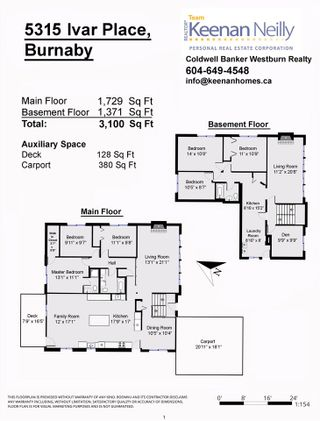 Photo 19: 5315 IVAR PLACE in Burnaby: Deer Lake Place House for sale (Burnaby South)  : MLS®# R2368666