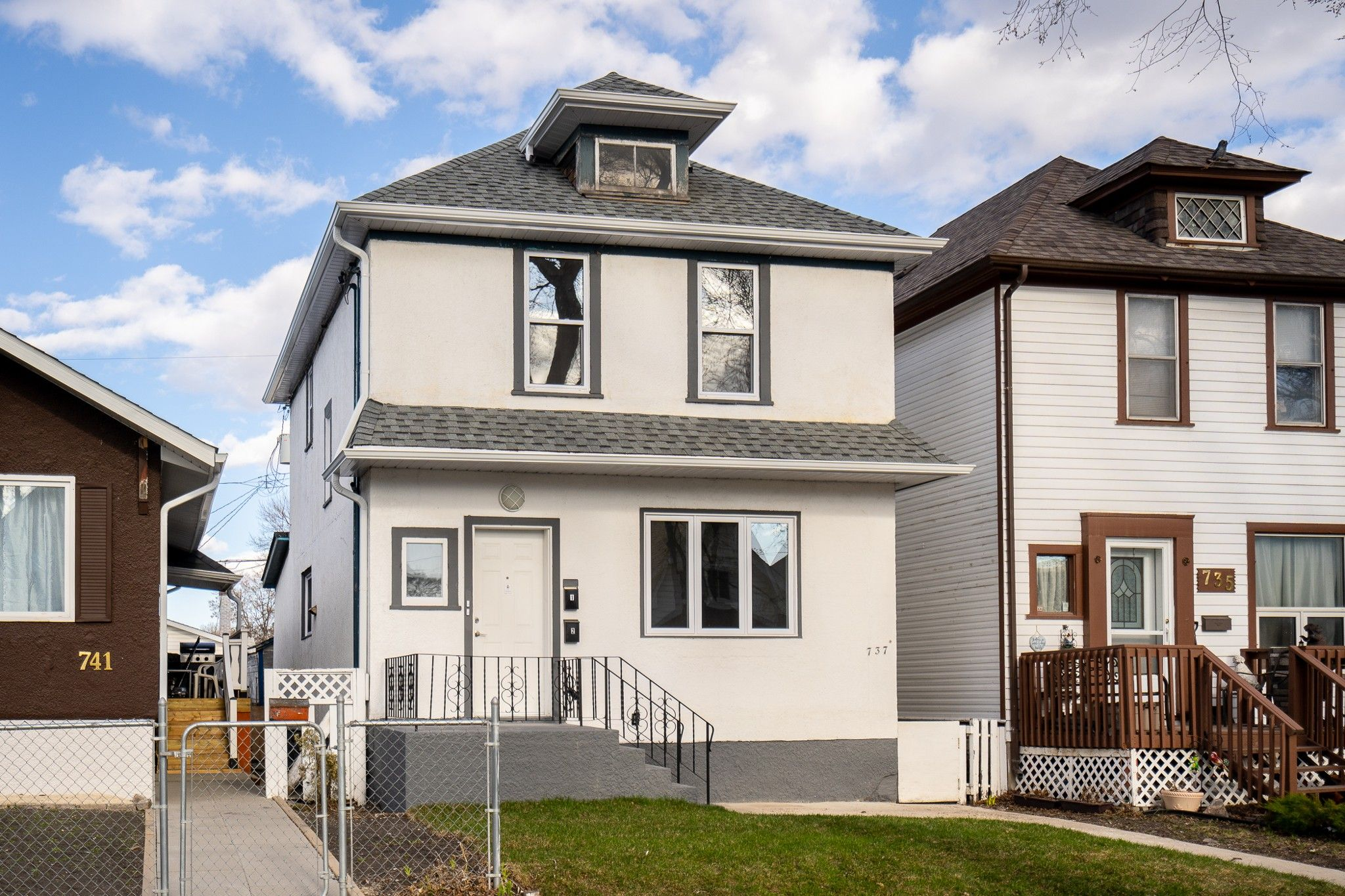 Main Photo: 737 Lipton Street in Winnipeg: West End House for sale (5C)  : MLS®# 202110577